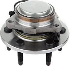 ECCPP Replacement for New Front Wheel Hub Bearing Assembly Fits Chevrolet GMC Cadillac 2WD W/ABS