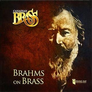 ブラームス・オン・ブラス Brahms on Brass