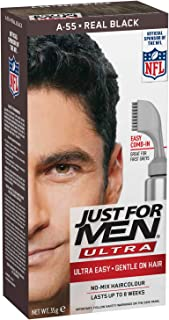 Just For Men Autostop Ultra Easy Hair Colour, Real Black A55