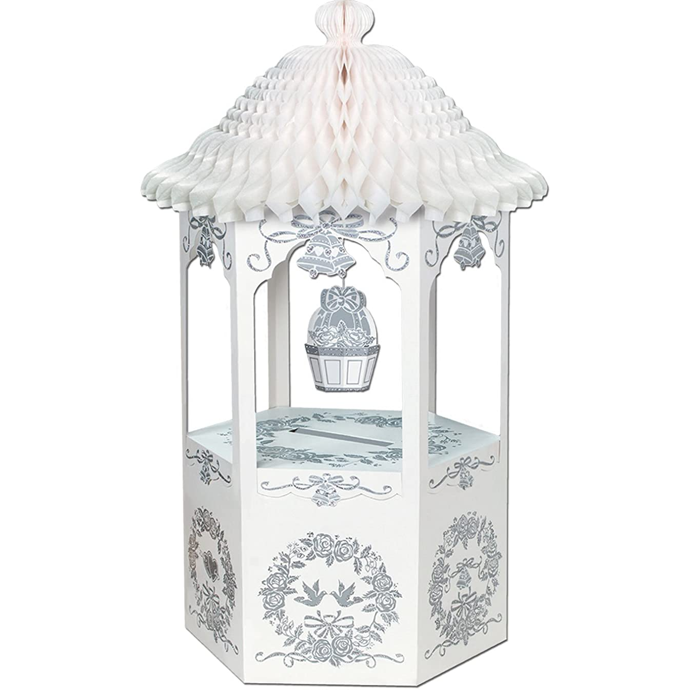 Wishing Well w/Tissue Top Party Accessory (1 count) (1/Pkg)