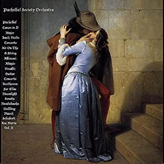 Pachelbel: Canon in D Major / Bach: Violin Concertos - Air On The G String / Albinoni: Adagio / Vivaldi: Guitar Concerto / Beethoven: Fur Elise - Moonlight Sonata / Mendelssohn: Wedding March / Schubert: Ave Maria - Vol. II