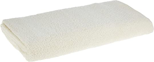 منشفة حمام برنسيس من قماش التيري PR_BT_CRM، قطن، 70 × 140 سم، كريمي، الارتفاع 2.5 × العرض 35 × العمق 23.5 سم