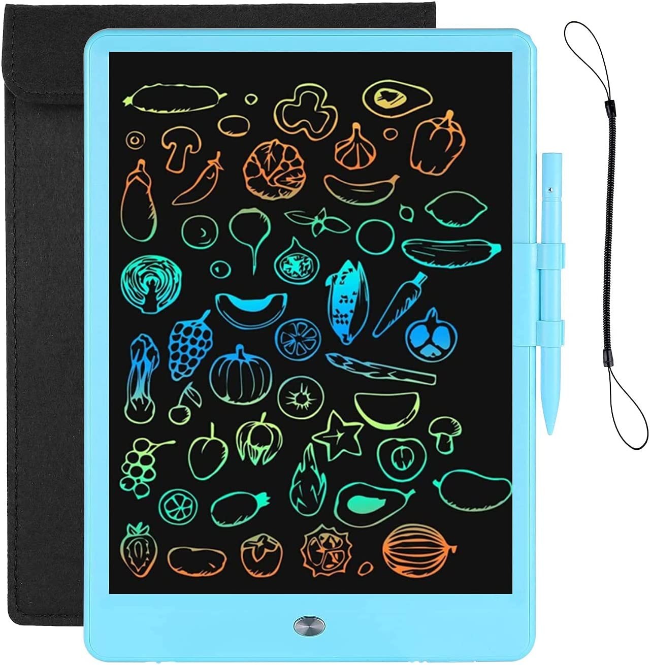 LCD Doodle Pads for Kids with Protect Bag,10