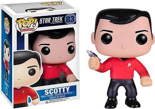 Seleccione de las marcas más nuevas como Star Trek Funko Pop TV TV TV Vinyl Figure  Scotty  a la venta