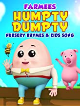 Humpty Dumpty Nursery Rhymes and Kids Songs - Farmees