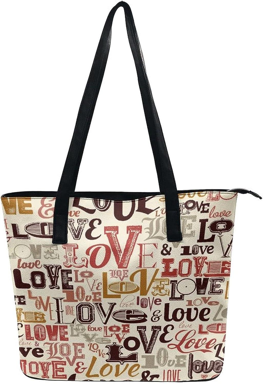 Beach Tote Bags Satchel Shoulder Bag For Women Lady Fashion Shopping Bags