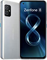 ASUS スマートフォン Zenfone 8 【日本正規代理店品】ZS590KS(8GB/256GB/Qualcomm Snapdragon 888 5G/5.9インチ / 防水・防塵(IP65/IP68)/Android...