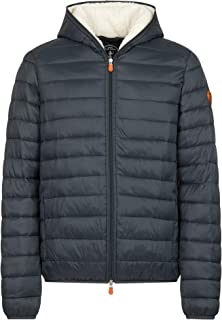 Men's Hooded Puff Jackets
