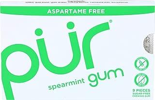 Pur Gum, Gum Spearmint, 9 Count