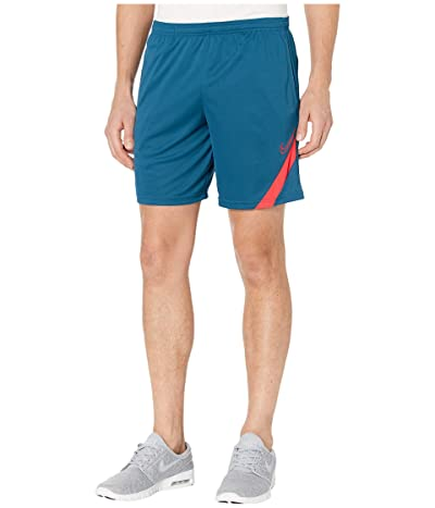 Nike Dry Academy Shorts NG KP (Industrial Blue/Laser Crimson) Men