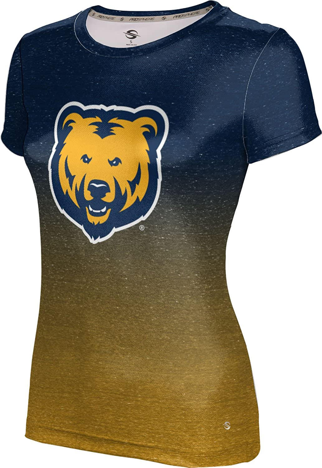 ProSphere University of Northern Colorado Girls' Performance T-Shirt (Ombre)