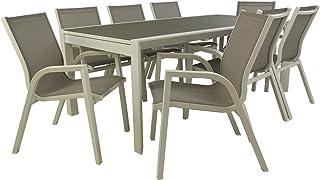 Amazon.es: mesa exterior extensible aluminio