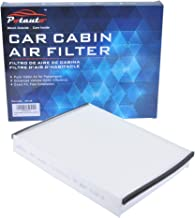 POTAUTO MAP 1043W (CF11920) Replacement High Performance Car Cabin Air Filter for FORD, C-MAX, ESCAPE, Focus, Transit Connect, LINCOLN, MKC (Standard White)