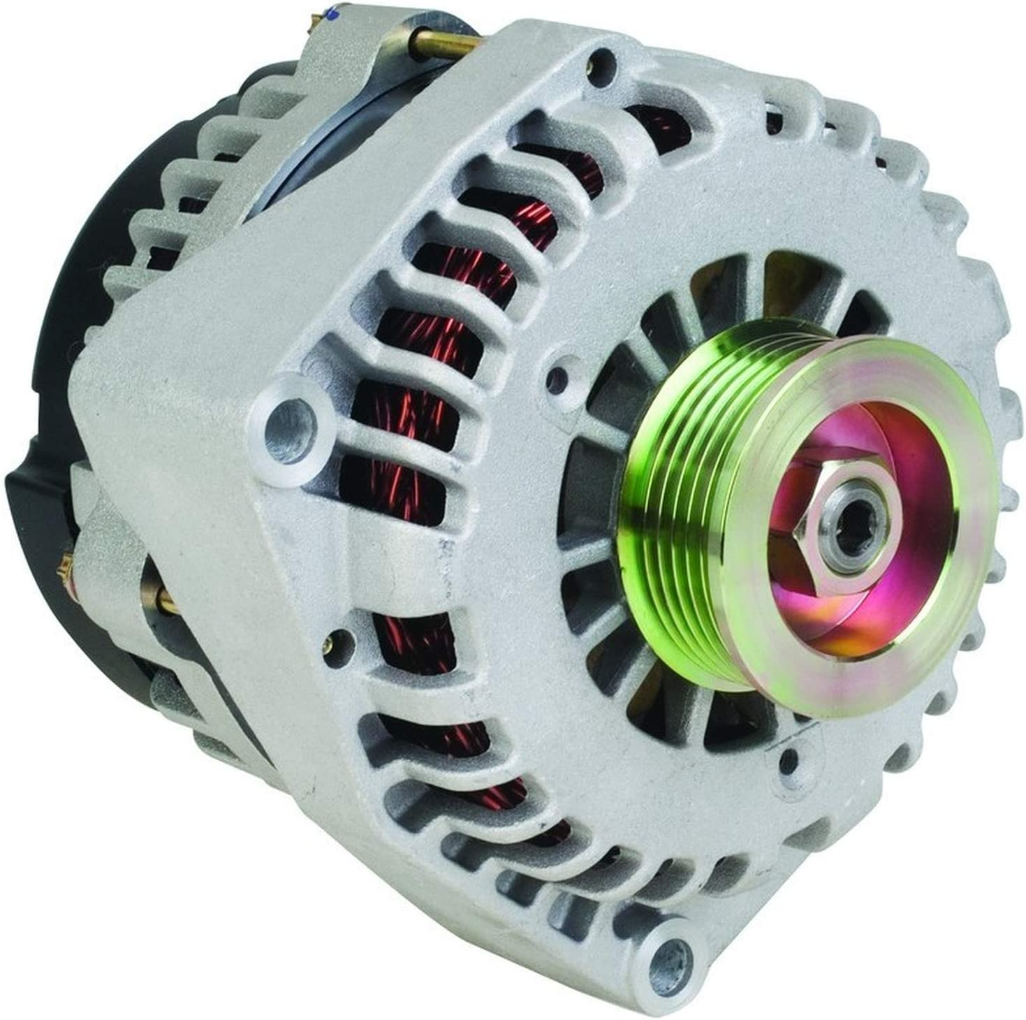 New 160 Amp High Output Cadil 2007-11 For Finally popular brand Year-end gift Replacement Alternator