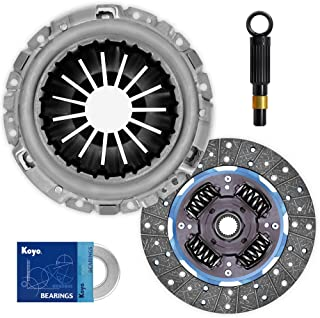 AT Clutches Clutch kit K-06-072 S1 for 03-06 Nissan 350Z & 03-07 Infiniti G35 with Koyo bearing