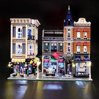 BRIKSMAX Kit de Iluminación Led para Lego Creator Expert Gr