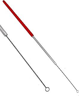 5mm Diameter WLD-TEC 6.000.375 Stainless Steel Inoculation Loop with 0.6mm Wire