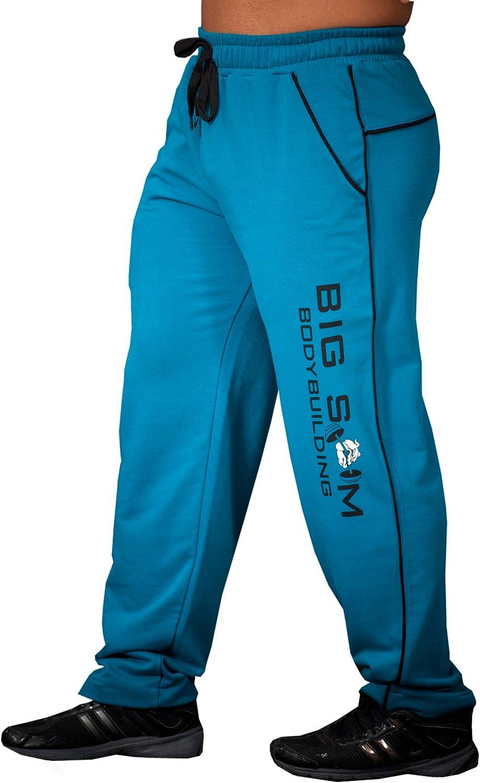 BIG SAM SPORTSWEAR COMPANY Men's Baggy Track Pants Bodypants 1074