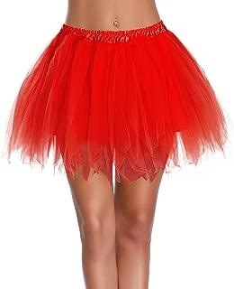 Women's Teen's 1950s Vintage Tutu Tulle Petticoat Ballet...