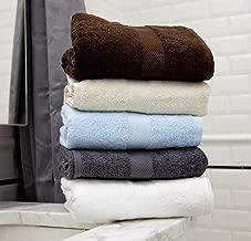 Magnolia Organics Towel Set - Blue Mist