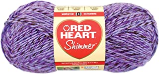 Best red heart shimmer yarn Reviews
