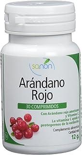 SANON - SANON Arándano Rojo Americano y Vitamina C 30 comprimidos