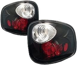 Spyder Auto Ford F150 Flareside Black Altezza Tail Light