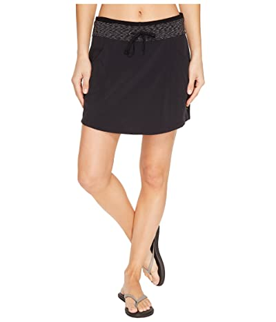Smartwool Electra Lake Sport Skirt (Black) Women
