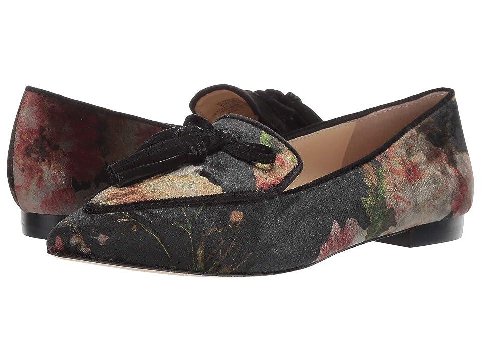 SOLE / SOCIETY Hadlee-2 (Black Floral) Women