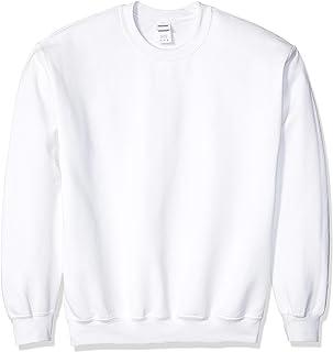 Gildan Men's Fleece Crewneck Sweatshirt, Style G18000