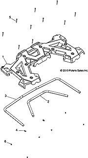 polaris sportsman 570 rear rack