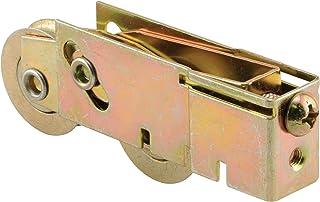 Slide-Co 133838 Adjustable Sliding Patio Door Tandem Roller Assembly, 1-1/4-Inch