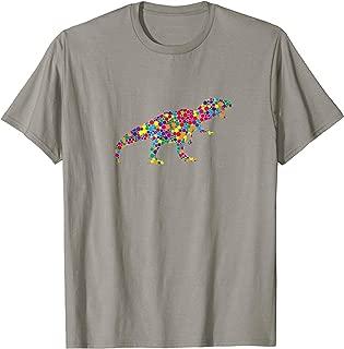 Dot T-Rex Dinosaur Lovers International Dot Day T-Shirt