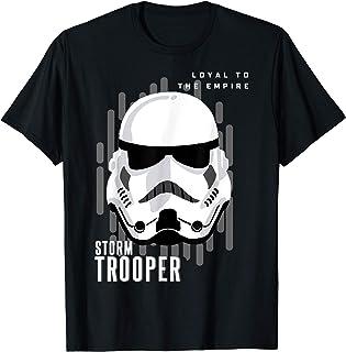 Star Wars Galaxy Of Adventures Trooper Helmet B1 Camiseta
