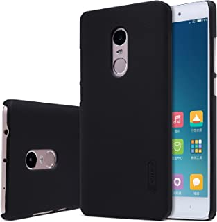 Nillkin Xiaomi RedMi Note 4 Frosted Hard Shield Phone Case Cover - Black