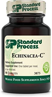 Standard Process - Echinacea-C - 90 Tablets