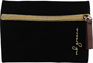 mb greene Privacy Pouch Clutch