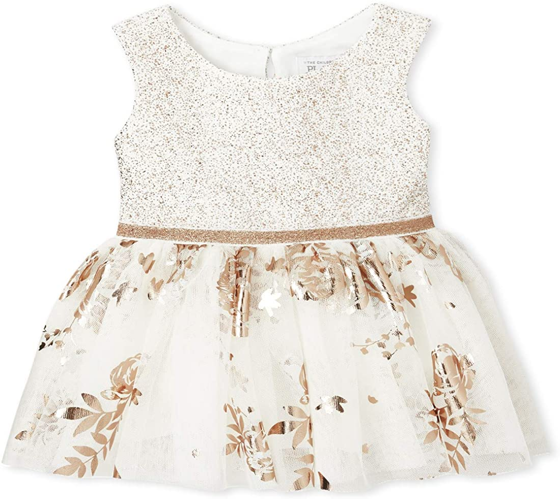 The Children's Place Baby Girls' Tutu Dress: Clothing, Shoes & Jewelry