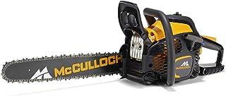 comprar comparacion McCulloch 00096-73.003.01 CS50S Motosierra de gasolina con motor de 2100 W de potencia, longitud de espada de 45 cm, llav...