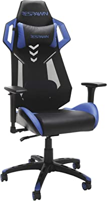 RESPAWN 200 Racing Style Gaming Chair, in Blue RSP 200 BLU