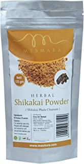 Mesmara Herbal Shikakai Powder, 125g