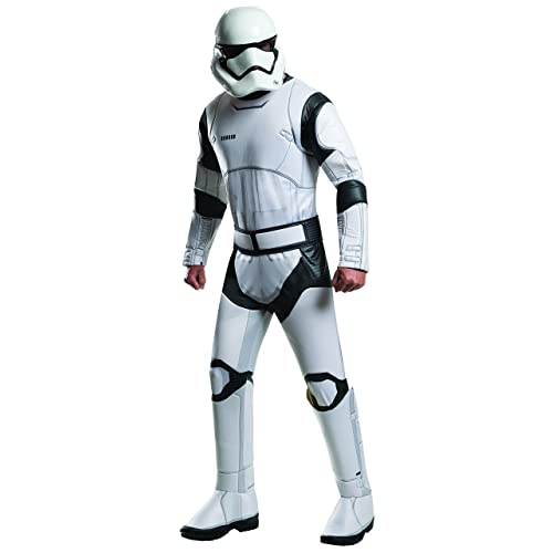 Good Rubieu0027s Official Star Wars Deluxe Stormtrooper, Adult Costume   Standard  Size