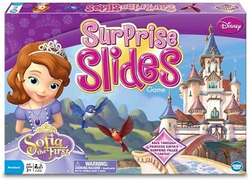 ventas en linea Princess Princess Princess Sofia Surprise Slides Board Game by Wonder Forge  Tu satisfacción es nuestro objetivo
