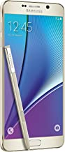 Samsung Galaxy Note 5 SM-N920T 32GB Platinum Gold - T-Mobile GSM Unlocked (Renewed)