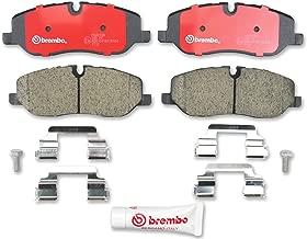 Brembo P44014N Front Disc Brake Pad