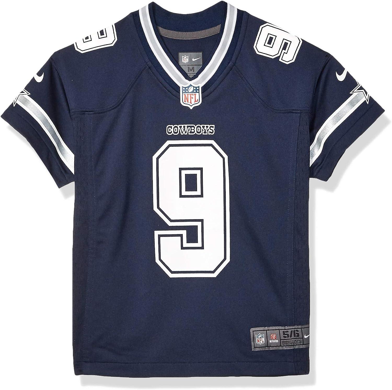 Dallas Cowboys - Camiseta de Manga Corta para niños de Nike ...