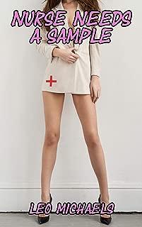 Nurse Needs A Sample: Sexy Nurses Help Me Out