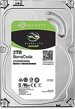 Seagate 2TB ST2000DM006 Barracuda SATA 6 Gb/s 7200 RPM 64MB Cache 3.5 Inch Desktop Hard Drive