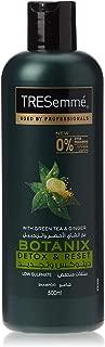 Tresemme Shampoo Botanix Detox & Reset, 500ml