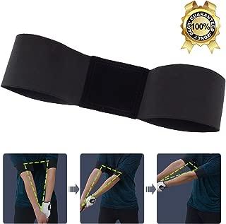 Golf Swing Training Aid Golf Arm Band Posture Motion Correction Belt for Golf Beginner